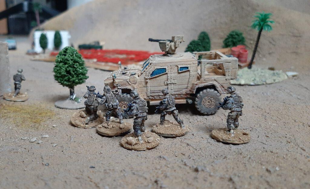 Projekt : Konflikt Afganistan Modern wars 15 und 20mm Kleine preview…  Project: Conflict Afganistan Modern wars 15 and 20mm Small preview …
